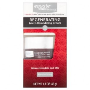Equate Beauty Rejuvenating Micro-Remodeling Cream, 1.7 Oz