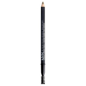 NYX Professional Makeup Eyebrow Powder Pencil, Ash Brown