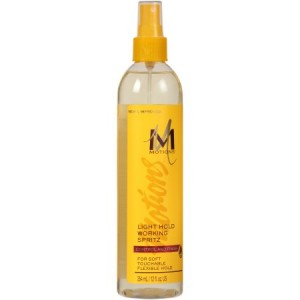 Motions Control and Finish Light Hold Working Spritz 12 fl. oz. Spray Bottle