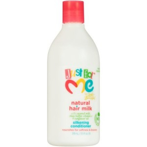 Just for Me Natural Hair Milk Silkening Conditioner 13.5 fl. oz. Bottle