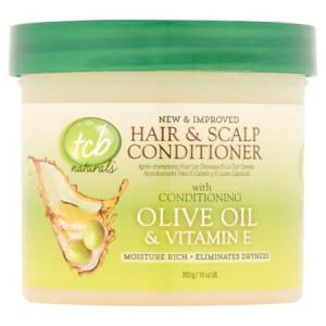 tcb Naturals Hair & Scalp Conditioner 10 Oz Jar