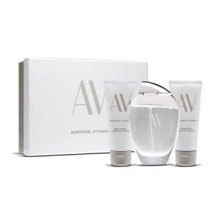 Adrienne Vittadini Amore 3-Piece Women's Gift Set - Eau De Parfum, Shower Gel & Body Lotion
