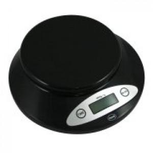 American Weigh Scales 5KBOWL-BK Digital Kitchen Scale Black
