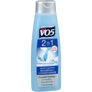 Alberto VO5, 2 in, 1 Moisturizing Shampoo + Conditioner, 12.5 Fl Oz