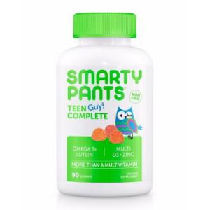 SmartyPants Teen Guy Complete, Multivitamin Gummy, 90 ct