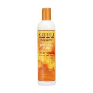 Cantu Shea Butter for Natural Hair Conditioning Creamy Hair Lotion, 12 Oz
