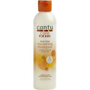 Cantu Care for Kids Gentle and Tear-Free Nourishing Shampoo, 8 oz