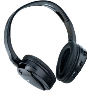 "Soundstorm SHP32 Foldable IR Headphones & Soundstorm EX369 6"" X 9"" 300W Loudspeakers"