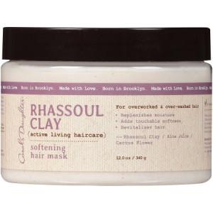 Carol's Daughter Rhassoul Clay Softening Hair Mask 12 OZ