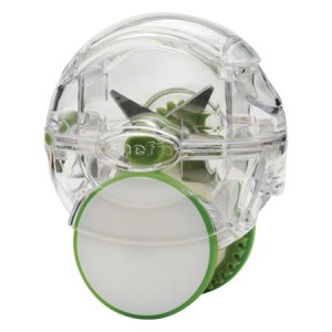 Vibe Garlic Chopper, Sprout/White