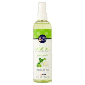 Miss Spa Brighten Jasmine & Green Tea Fragrance Mist, 8 fl oz