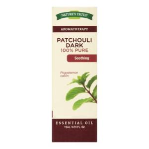 Nature's Truth Aromatherapy Patchouli Dark Essential Oil, 0.51 Fl Oz
