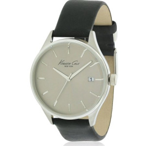 Kenneth Cole Leather Mens Watch 10029304