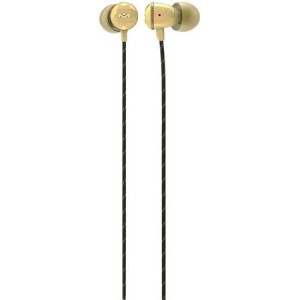House of Marley Nesta In-Ear Headphones with Microphone