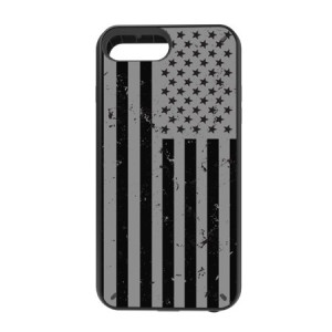 Trident Americana Series One - Tattered American Flag Case iPhone 6+/6s+/7+