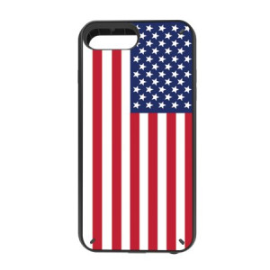 Trident Americana Series One - Traditional American Flag Case iPhone 6+/6s+/7+