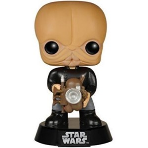 FUNKO POP! STAR WARS: NALAN CHEEL