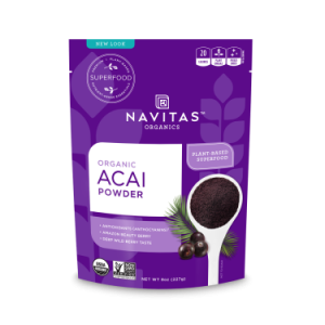 Navitas Organics Acai Powder, 8.0 Oz, 76 Servings