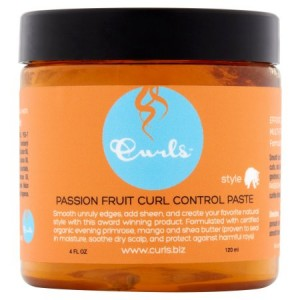 Curls Passion Fruit Curl Control Paste, 4 fl oz