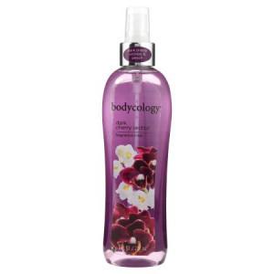 Bodycology Dark Cherry Orchid Body Mist, 8 fl oz