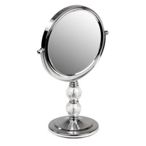 Home Basic Crystal Cosmetic Mirror