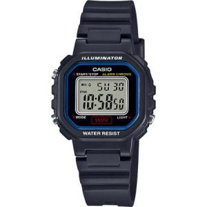Casio Ladies Digital Casual Watch, Black