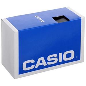 Casio Men's Digital Casual Watch, Black/Silver - F91WM-1B