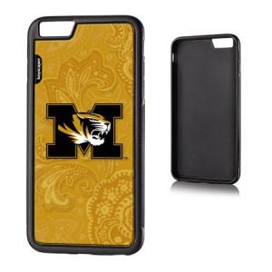 Missouri Tigers iPhone 6 Plus / iPhone 6S Plus Bump Case NCAA