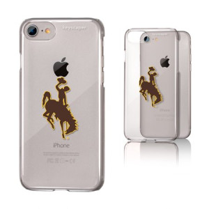 Wyoming Cowboys Clear Case for the iPhone 6 / 6S / 7 / 8 NCAA