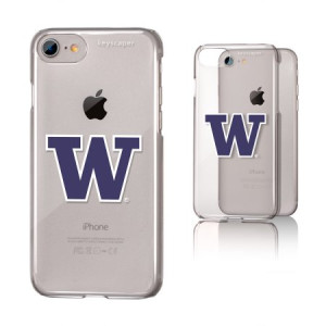 University of Washington Clear Case for the iPhone 6 / 6S / 7 / 8 NCAA