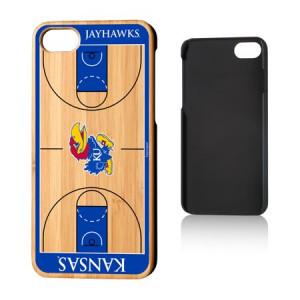 Kansas Jayhawks Bamboo iPhone 7 / iPhone 8 Case NCAA