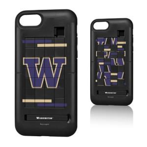 Washington Huskies iPhone 7 / iPhone 8 Puzzle Case NCAA