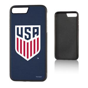 Team USA Mens Soccer iPhone 7 Plus / iPhone 8 Plus Bump Case MLS