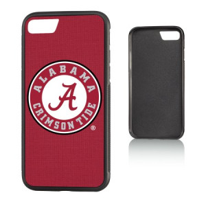 UA Alabama Crimson Tide Solid Bump Case for iPhone 8 / 7