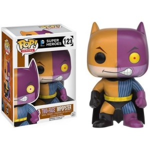FUNKO POP! HEROES: IMPOPSTER - BATMAN/TWO-FACE