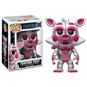 FUNKO POP! GAMES: Sister Location - Funtime Foxy
