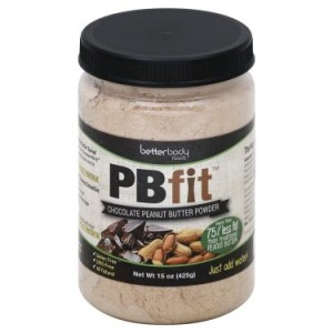 BetterBody Foods Pbfit Peanut Butter Powder, Chocolate, 15 Oz
