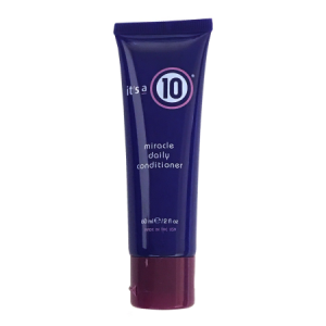 Its A 10 Miracle Daily Conditioner 2 Oz, Detangles, Reduces Frizz And Preserves Color