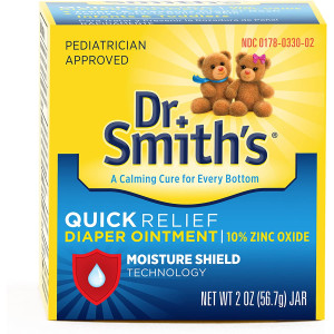 Dr. Smith's Diaper Ointment Dr. Smith's, 2-Ounce