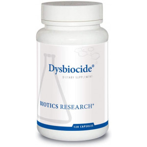 Biotics Research Dysbiocide Supports Normal Gut Health, Healing of Damaged intestinal Tissue.