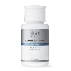 Obagi CLENZIderm M.D. Pore Therapy Salicylic Acid 2% Acne Treatment, 5 fl. oz.
