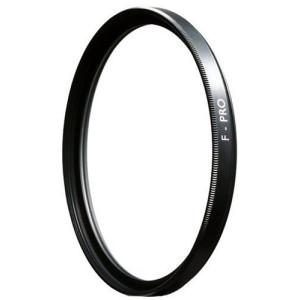 B+W 49mm Clear UV Haze with Multi-Resistant Coating (010M)
