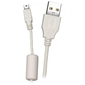 Canon USB Cable IFC-400PCU for Canon Cameras and Camcorders