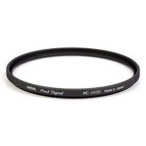 Hoya 58mm DMC PRO1 Digital Multi-Coated UV (Ultra Violet) Filter.