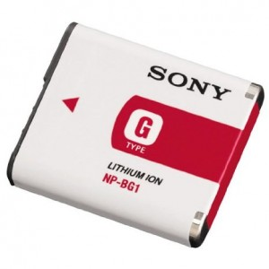 Sony NP-BG1 Type G Lithium Ion Rechargeable Battery Pack for Sony W Series, Digital Cameras