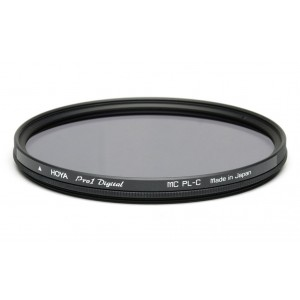Hoya 52mm Digital-HMC Circular Polarizer Multi Coated Pro 1 Extra Thin Glass Filter