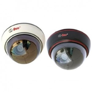 Q-See QSM30D2PK Dome Decoy Cameras 2 Pack