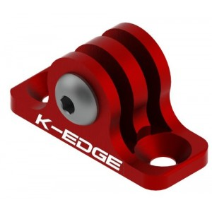 K-EDGE GO BIG GoPro Adapter K13-400 Red