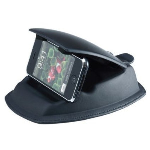 i.Trek Universal Dashboard Mount with Built-In Holder (Black)