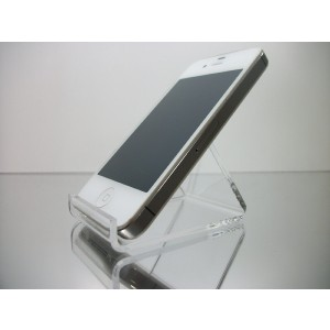 Dazzling Displays 6-Pack of Clear Acrylic Cell Phone Stands